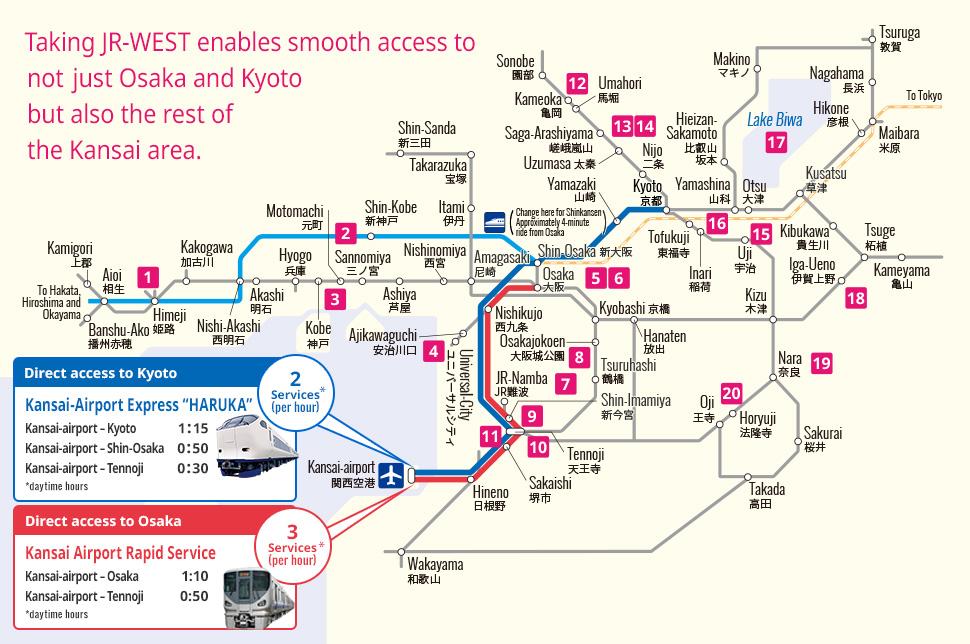 JR West Japan Hot Spots   Shopping & Gourmet Guide in West Japan ...