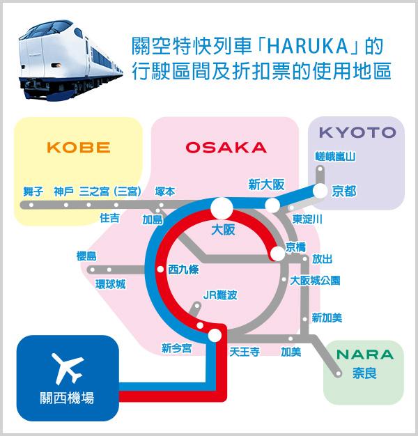 Image result for haruka路線圖