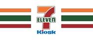 セブン-イレブン Kiosk(キヨスク) ロゴマーク