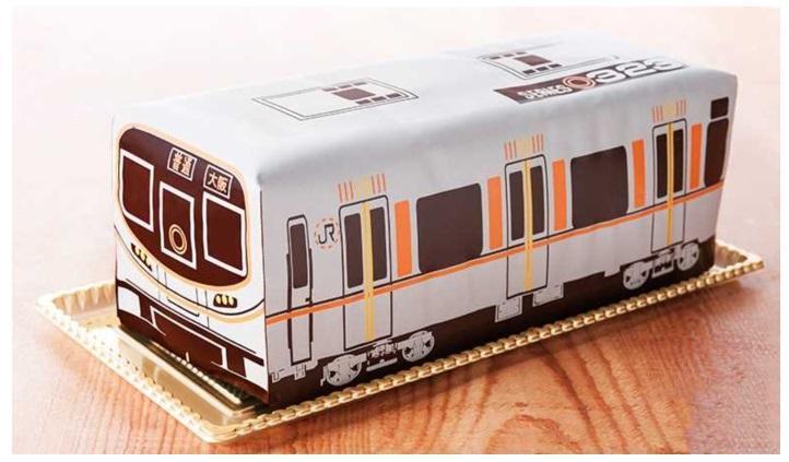 323系ケーキ