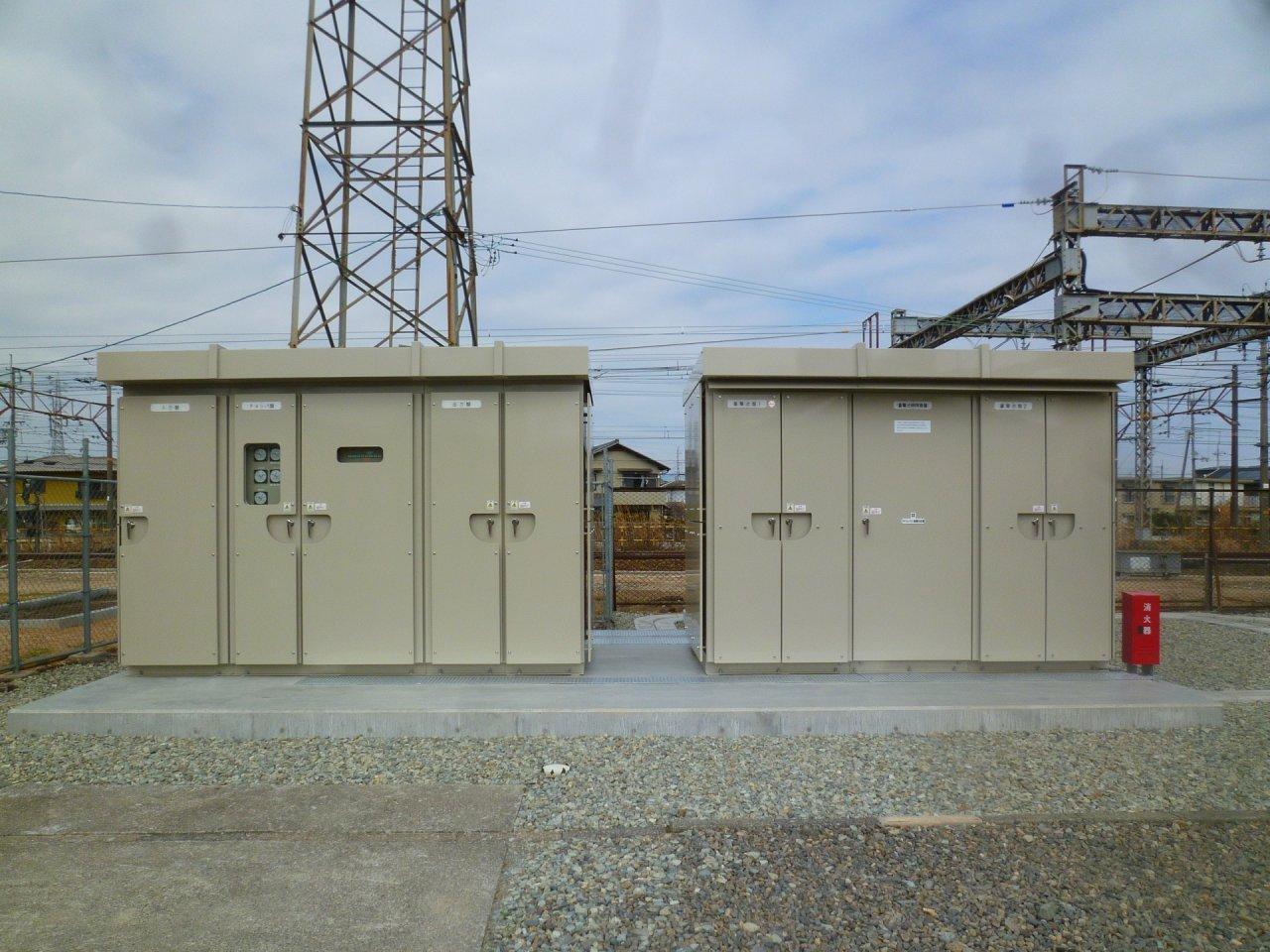 電力貯蔵装置設置状況